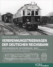 Verbrennungstriebwagen der Deutschen Reichsbahn 1