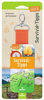 Expedition Natur - Survival Tipps