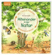 Miteinander in der Natur - Cover