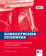 Kompaktwissen Feuerwehr - Box 1/2