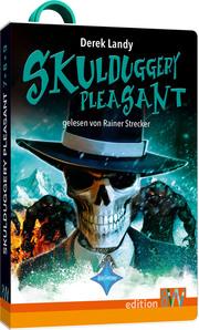 Skulduggery Pleasant - Folge 7,8 und 9