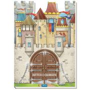 Ritter und Burgen Mal- und Lernbuch