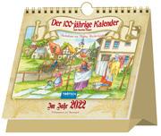 Trötsch Aufstellkalender Der Hundertjährige Kalender 2022