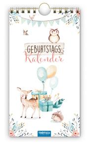Waldfreunde Geburtstagskalender