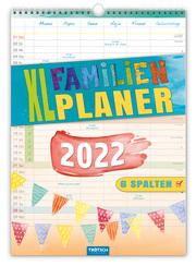 XL Familienplaner 2022