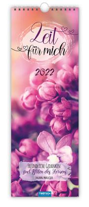Trötsch Maxi Streifenkalender Zeit für mich 2022