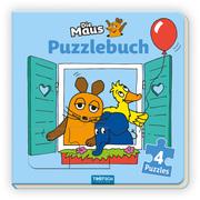 Die Maus Puzzlebuch