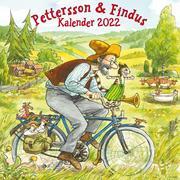 Pettersson & Findus Kalender 2022