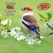 Heimische Vögel in unseren Gärten 2022
