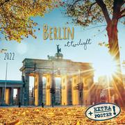Berlin at twilight 2022