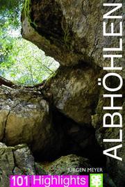 Traumziele Albhöhlen - Cover