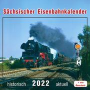Sächsischer Eisenbahnkalender 2022