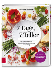 7 Tage, 7 Teller - Cover