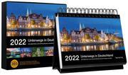 Tischkalender Unterwegs in Deutschland 2022