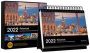 Tischkalender Reiselust 2022