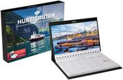 Hurtigruten Tischkalender 2022