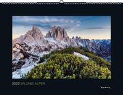 Wildnis Alpen 2022 - Cover