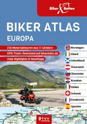 Biker Atlas EUROPA 2022