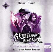 Skulduggery Pleasant - Tot oder lebendig