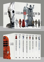 Doctor Who Monster-Edition: Schuber mit Band 1-8