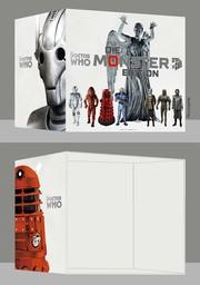 Doctor Who Monster-Edition: Leerschuber