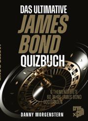 Das ultimative James Bond Quizbuch - Cover