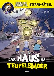 Sherlock Holmes Jr. - Ein Escape-Abenteuer: Das Haus im Teufelsmoor