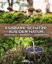 Essbare Schätze aus der Natur - Cover
