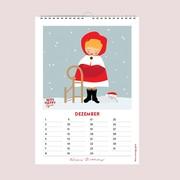 Miss Happy 'Mein kleiner Geburstagskalender'