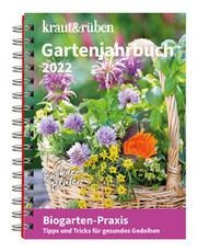 kraut&rüben Gartenjahrbuch 2022