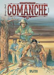 Comanche Gesamtausgabe 4 (10-12)