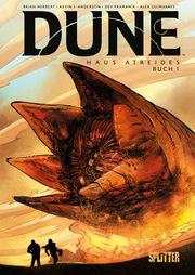 Dune: Haus Atreides (Graphic Novel) 1 (limitierte Vorzugsausgabe)