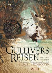 Gullivers Reisen: Von Laputa nach Japan (Graphic Novel)