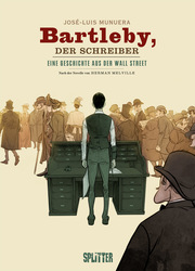 Bartleby, der Schreiber (Graphic Novel)