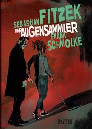 Der Augensammler (Graphic Novel) - Cover