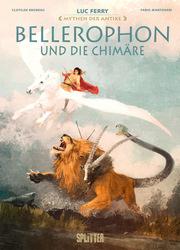 Mythen der Antike: Bellerophon und die Chimäre