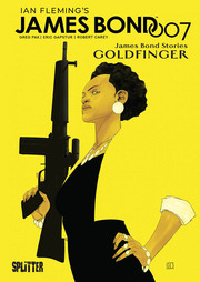 James Bond Stories 2: Goldfinger (limitierte Edition)