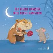 Der kleine Hamster will nicht hamstern