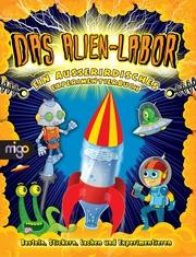 Das Alien-Labor - Cover