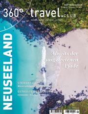 360 Grad Neuseeland - Ausgabe Frühjahr/Sommer 2021