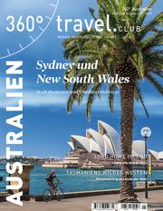 360 Grad Australien - Ausgabe Frühjahr/Sommer 2021