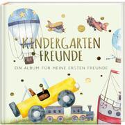 Kindergartenfreunde - FAHRZEUGE