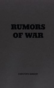 Rumors of War