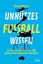 Unnützes Fußballwissen - Cover