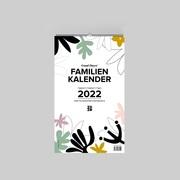 Familienwandkalender 2022 'Good Days!'