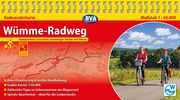 Kompakt-Spiralo BVA Wümme-Radweg, 1:50.000, mit GPS-Track Download