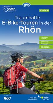 ADFC Traumhafte E-Bike-Touren in der Rhön
