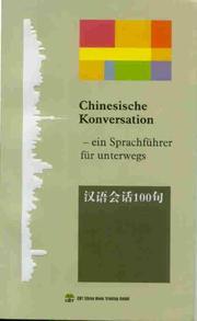 Chinesische Konversation