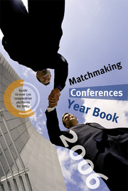 Matchmaking Conferences Year Book 2006