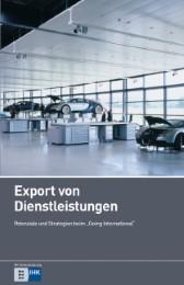 Export von Dienstleistungen
